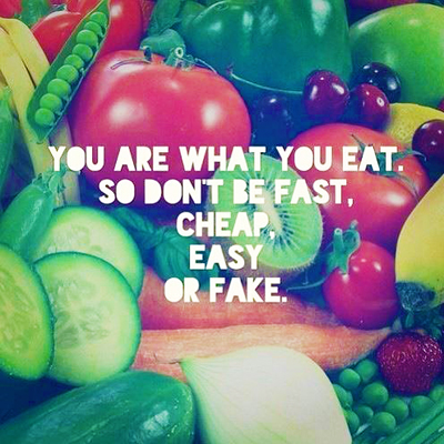 Don't be Fast Cheap Easy or Fake