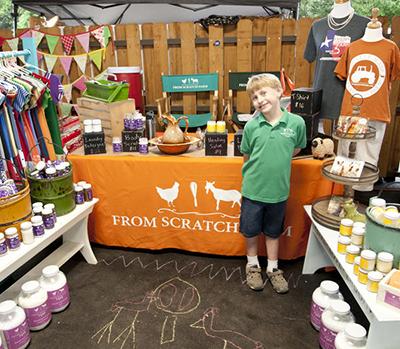 Boerne Handmade Market From Scratch Farm