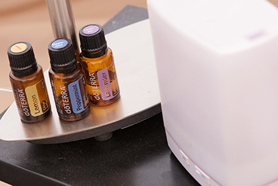 The Texas Bell Glamping Essential Oils