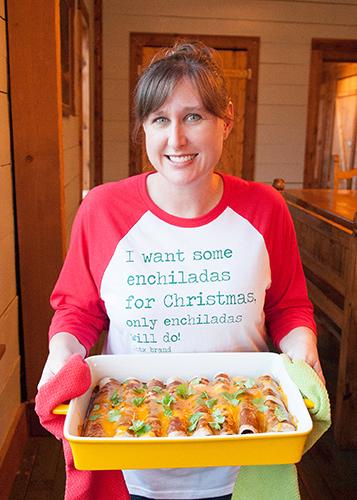 I Want Some Enchiladas For Christmas